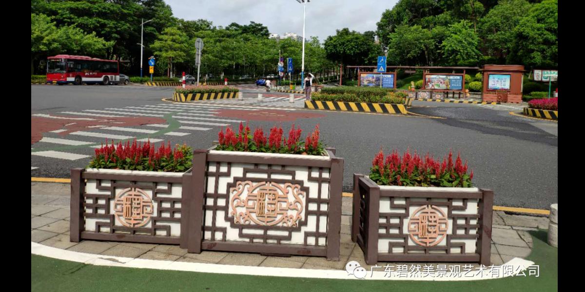 桂城街道市政园林养护市场化时花标(西片区)管养服务采购项目
