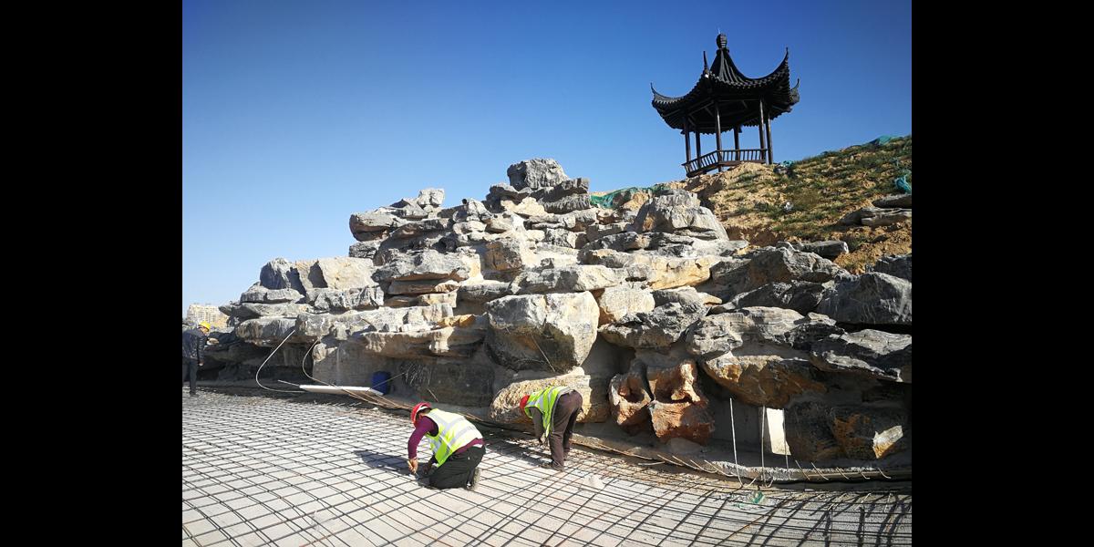 钰龙湾园林景观工程